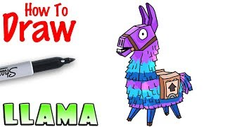 Download How to Draw the Llama | Fortnite Video
