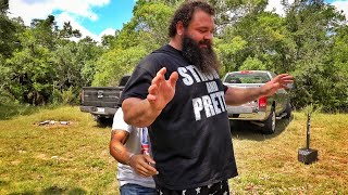 Download Trying To Lift A Professional Strongman, Robert Oberst Video