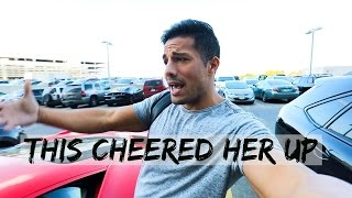 Download THIS CHEERED HER UP   VLOG 42 Video