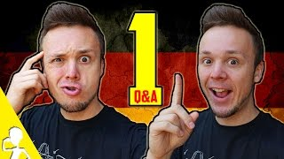 Download What Countries Germans Hate, How I Learned English And More   Q&A #1   Get Germanized Video