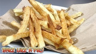 Download How To Make Perfect French Fries At Home Video