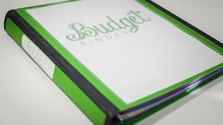 Download Budget/Bill Binder Video