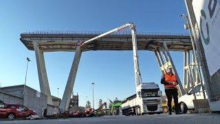 Download Al via i lavori propedeutici alla demolizione del Ponte Video