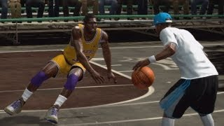 Download NBA 2K13 My Career - Charity Game & Facebook Dunk Package Video