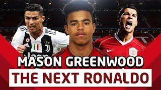 Download Mason Greenwood - All The Tools To Become The New Ronaldo | Youth Review | Man Utd News Video