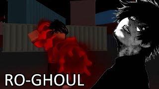 Roblox - Ro-Ghoul - Takizawa Kagune and Kakujas Showcase Free