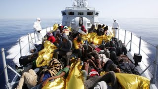 Download 'You are (not) welcome here': Italy divided over refugee crisis Video