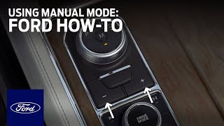 Download Rotary Gear Shift Dial: Using Manual Mode | Ford How-To | Ford Video