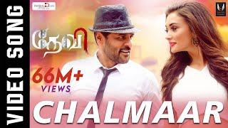 Download Chalmaar - Devi | Official Video Song | Prabhudeva, Tamannaah, Amy Jackson | Sajid-Wajid | Vijay Video