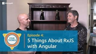 Download #FiveThings About RxJS with Angular {S:01 Ep: 04} Video