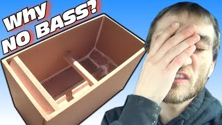 Download DISAPPOINTING Subwoofer Box Build?? Making a 15″ Slot Ported Sub Bass Enclosure Video