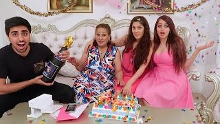 Download CRAZY 99th BIRTHDAY PARTY !!! Video