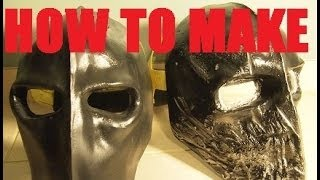 Download How to Make: Army of Two Style Mask (for Paintball/Airsoft) Video
