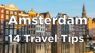 Download 14 Tips for an AWESOME Trip to Amsterdam Video