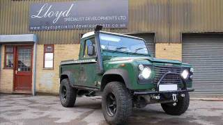 Download Land-Rover 90 TD5 Galvanised Chassis Replacement Project Video