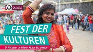 Download Fest der Kulturen an der Otto-von-Guericke-Universität Magdeburg | OVGU Video