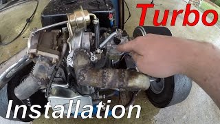 Download Turbocharging a 420cc Drift Trike Video