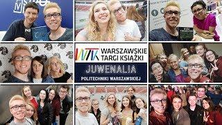 Download 📚 WARSZAWSKIE TARGI KSIĄŻKI 2018 oraz Juwenalia PW ⚙️ | mini vlog P42 Video