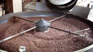 Download Vescovi Coffee Roaster and Factory Process, Padua, Italy, By Travelgroupie.MPG MOV08828 Video