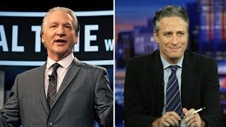 Download THROWBACK: Bill Maher Goes After Jon Stewart Video