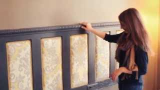 Download Make an Upholstered Headboard - Buildipedia DIY Video