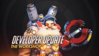 Download Developer Update | Introducing Workshop | Overwatch Video