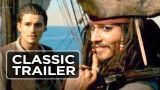 Download Pirates of the Caribbean: The Curse of the Black Pearl Official Trailer 1 (2003) HD Video