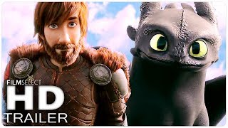 Download HOW TO TRAIN YOUR DRAGON 3 Trailer (2019) Video