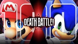 Download Mario VS Sonic (Nintendo VS Sega) | DEATH BATTLE! Video