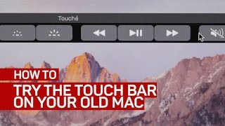 Download The easy way to try Apple's Touch Bar on your old Mac (How To) Video