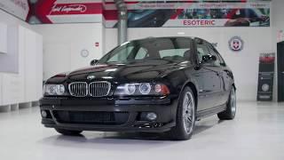 Download BMW E39 M5 Restoration at ESOTERIC Video