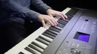 Download Yamaha DGX650 Digital Piano Demo Video