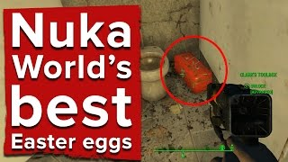Download Nuka World's best Easter Eggs - Fallout 4 DLC gameplay Video