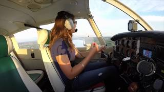 Download Maddie's First Solo Flight! Video