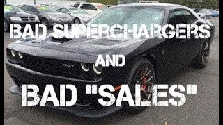 """Download Used Hellcat Hunting: Bad Superchargers and Bad """"Sales"""" Video"""