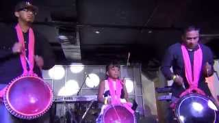 Download BoodooSingh Tassa Group & Suryia perform at Jingle Jam 2014 filmed by jonfromqueens Video
