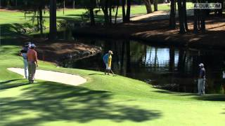 Download Gator on No. 15 in Round 1 of RBC Heritage Video
