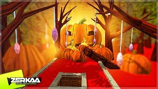 Download HALLOWEEN Minigolf Course with NO HOLES! (Golf With Your Friends) Video