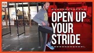 Download Open Up Your Stride! Two Running Technique Exercises For Speed Video
