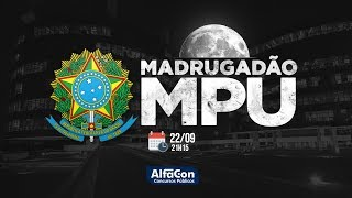 Download Aulas Gratuitas - Madrugadão MPU! - AO VIVO - AlfaCon Video