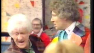 Download Doctor Who on Children In Need 1985 Video