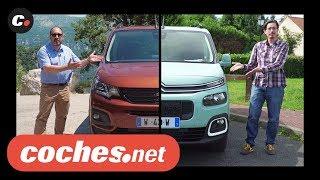 Download Peugeot Rifter (Partner) - Citroën Berlingo 2018 | Prueba / Test / Review en español | coches Video