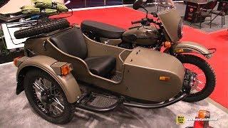 Download 2018 Ural Sidecar Motorcycle - Walkaround - 2018 Toronto Motorcycle Show Video