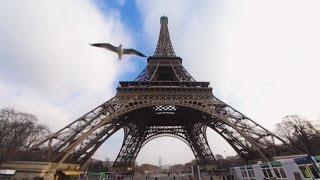 Download 360 VR Tour | Paris | Eiffel Tower | Tour Eiffel | All levels | Air panoramic view | No comment tour Video