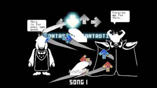 Download [Undertale x Stepmania] Hopes and Dreams Video