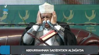 Download ABDURRAHMAN SADİEN'DEN ALİAĞA'DA Video