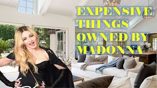 Download 10 MOST EXPENSIVE THINGS OWNED BY MADONNA Video