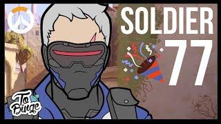 Download Soldier 77: An Overwatch Cartoon Video