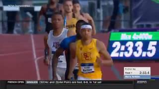 Download USC Men's Track & Field - 2018 NCAA Semifinals Video