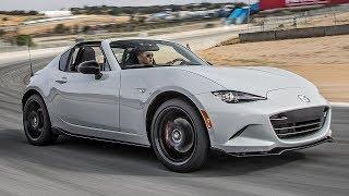 Download 2017 Mazda MX-5 Miata RF Club Hot Lap! - 2017 Best Driver's Car Contender Video